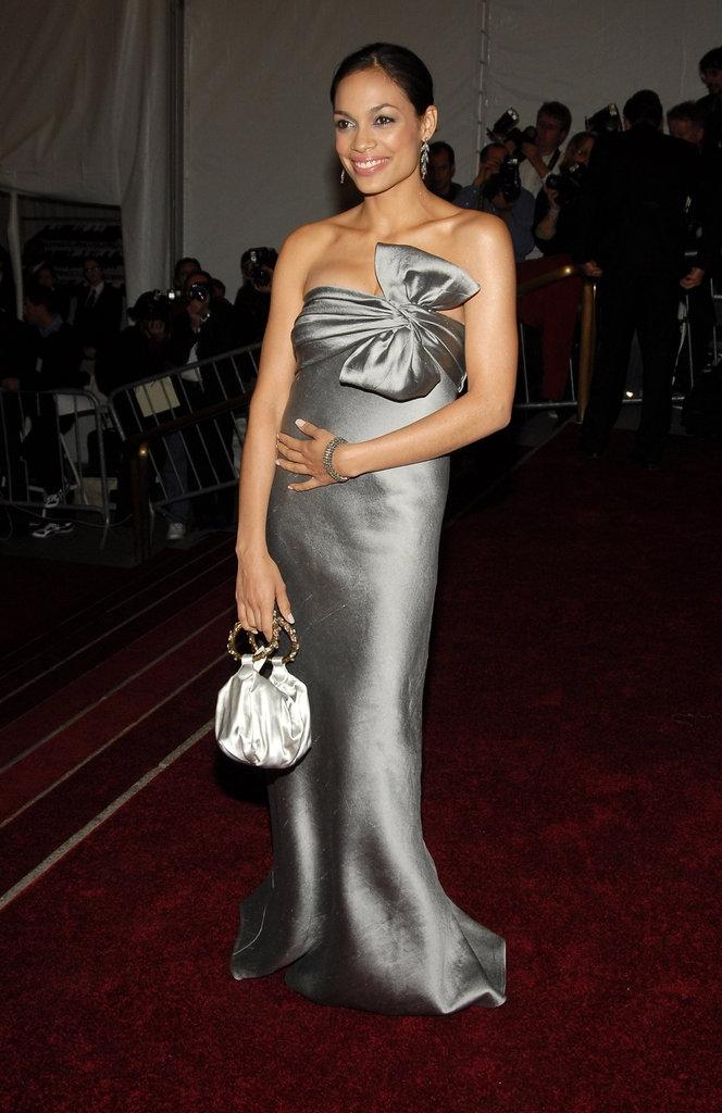 2006 - Росарио Давсон во фустан на J.Mendel