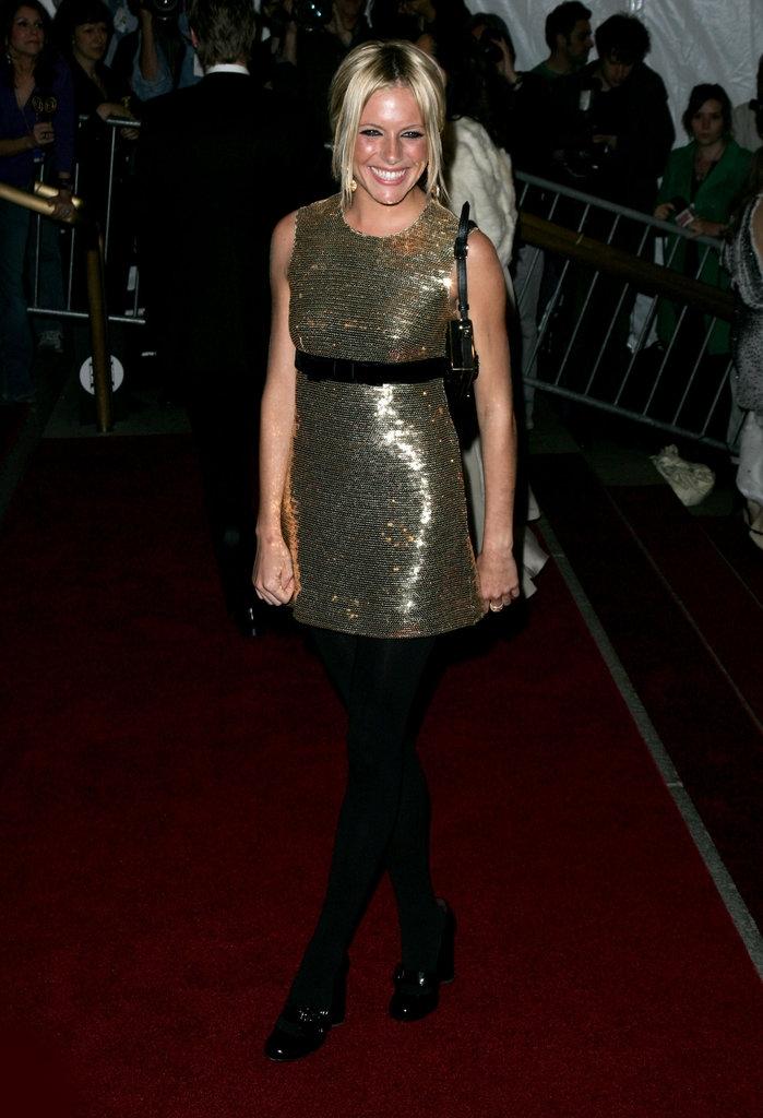 """2006 - Сиена Милер во креација на """"Барбери"""""""