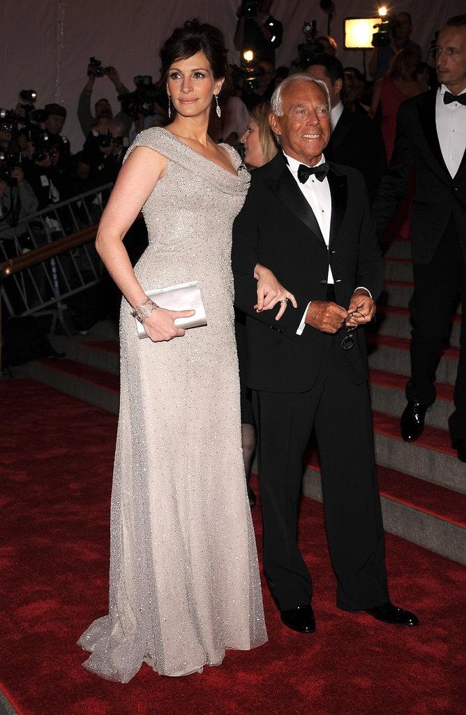 """2008 - Џулија Робертс во креација на """"Армани"""""""