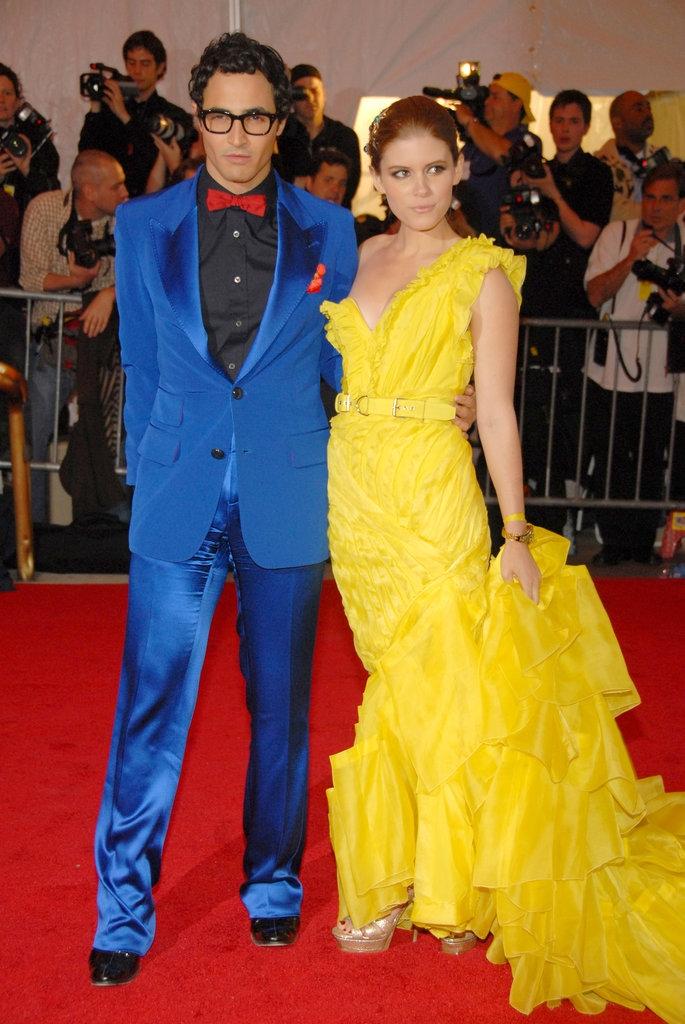 2008 - Кејт Мара со Зак Посен во негова креација