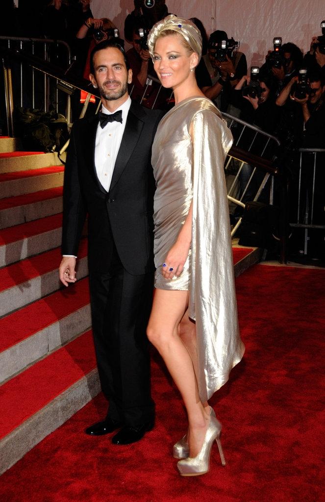 """2009 - Кејт Мос во креација на """"Марк Џејкобс"""""""