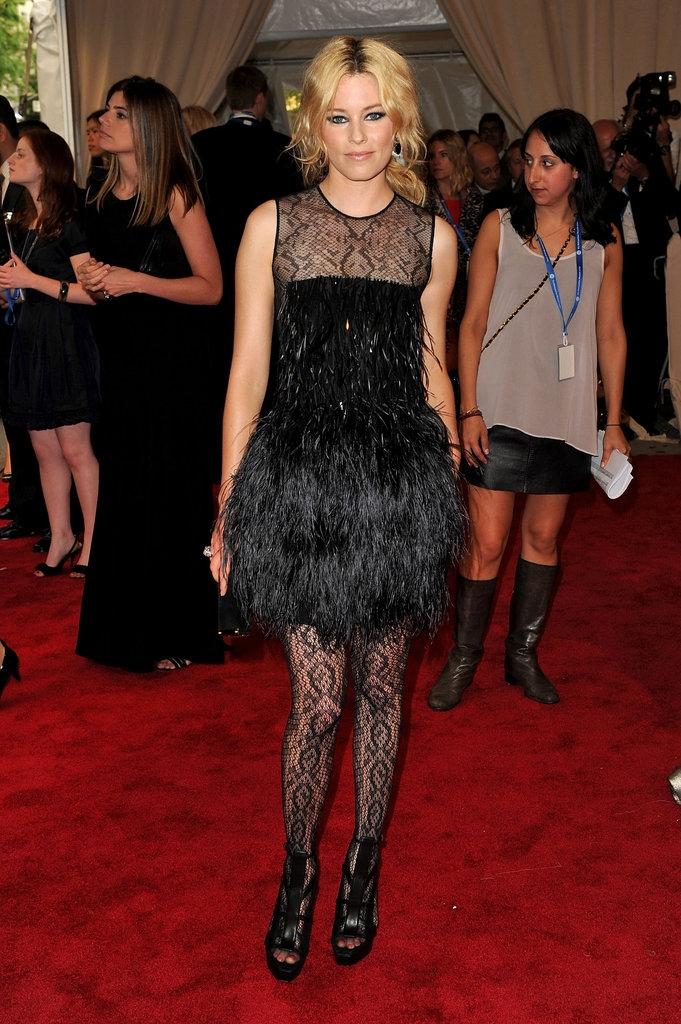 """2010 - Елизабет Бенкс во креација на """"Гучи"""""""