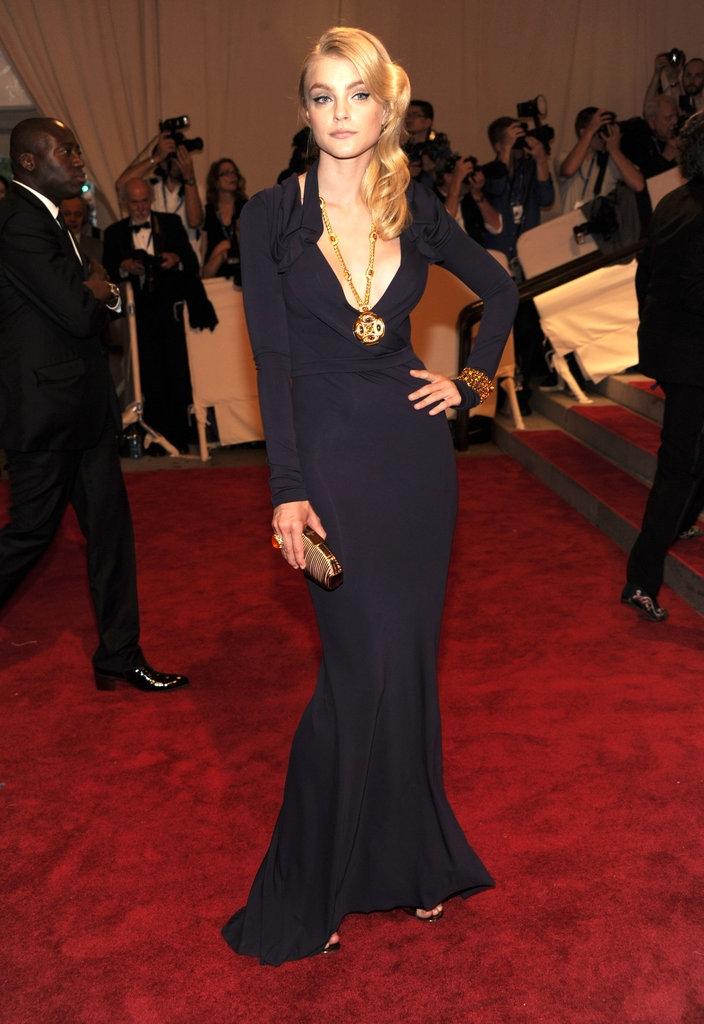 """2010 - Џесика Стам во креација на """"Рејчел Рој"""""""