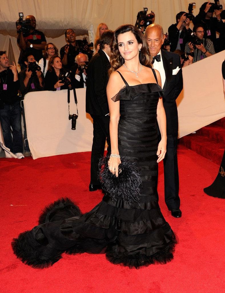 """2011 - Пенелопе Круз во креација на """"Оскар де ла Рента"""""""