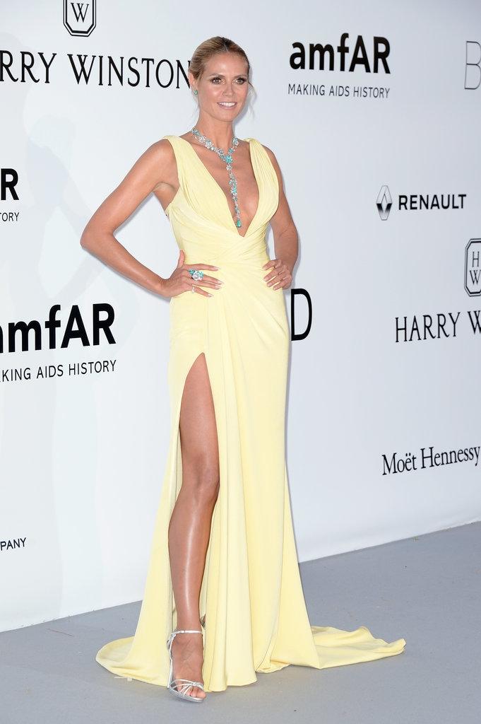 Хајди Клум - Versace