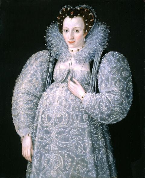 1595 г.