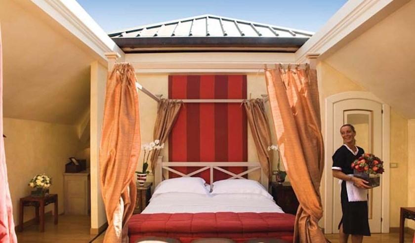 Хотел L'Albereta Relais & Chateaux - Северна Италија