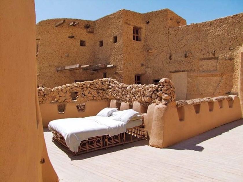 Хотел Adrère Amellal - Египет