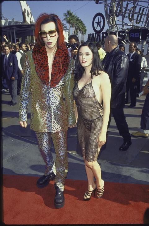 1999 - Мерилин Менсон и Софи Мекгоан