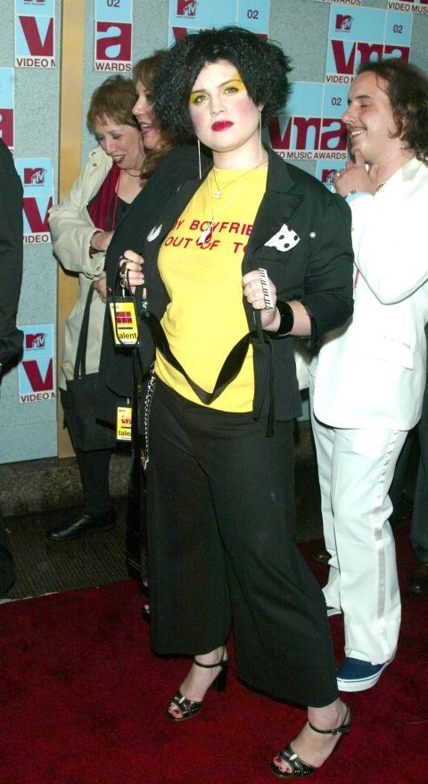 2002 - Кели Озборн