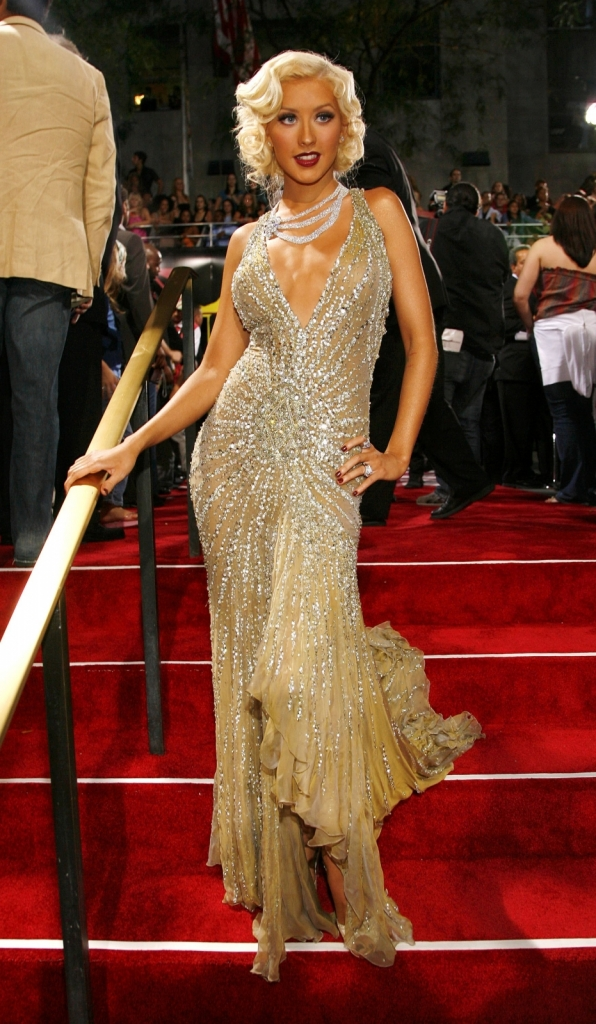 2006 - Кристина Агилера