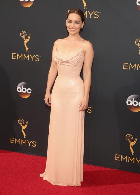 Emilia Clarke - Versace