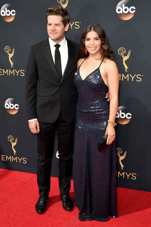 Ryab Piers Williams - America Ferrera