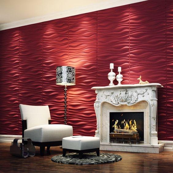 Декоративни 3Д тапети за посебен ефект во домот