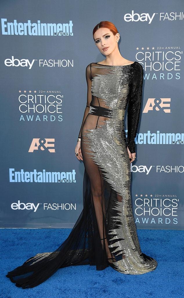 Bella Thorne - Steven Khalil Couture