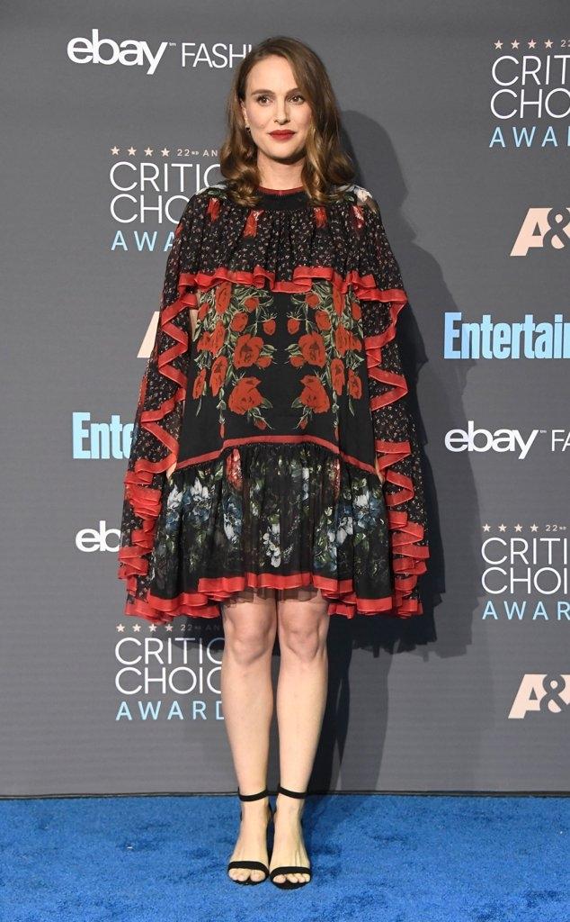 Natalie Portman - Alexander McQueen