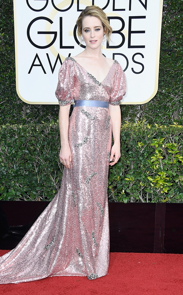 Claire Foy - Erdem