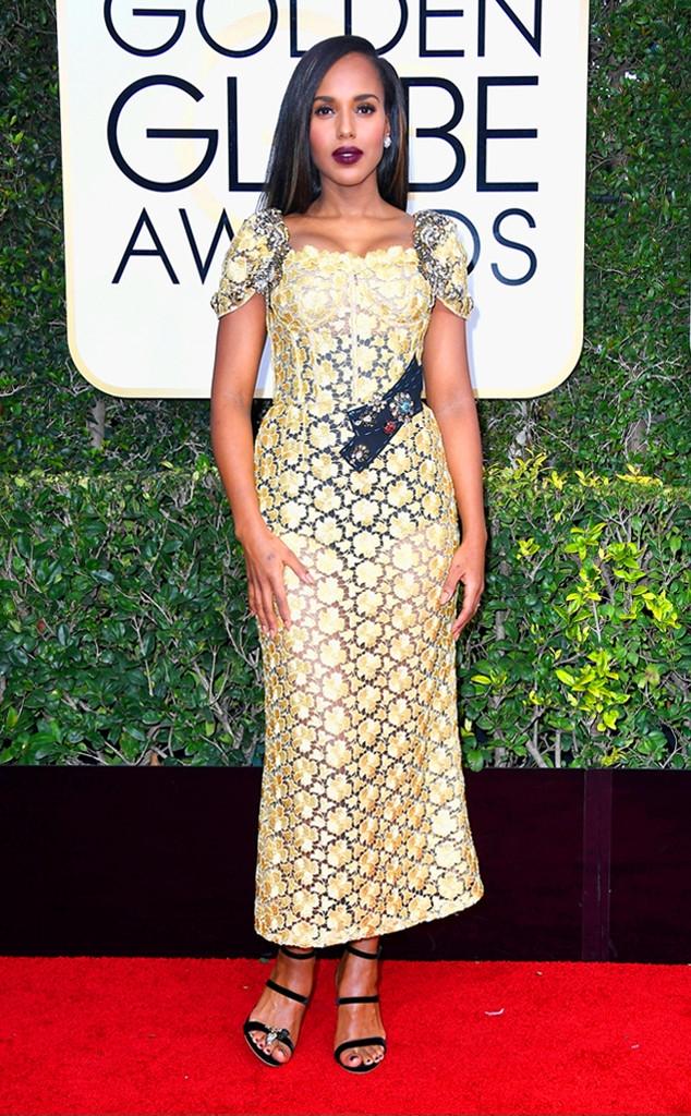 Kerry Washington -  Dolce & Gabbana