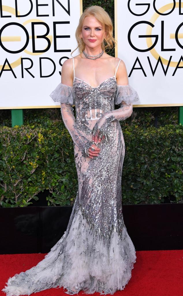 Nicole Kidman - Alexander McQueen