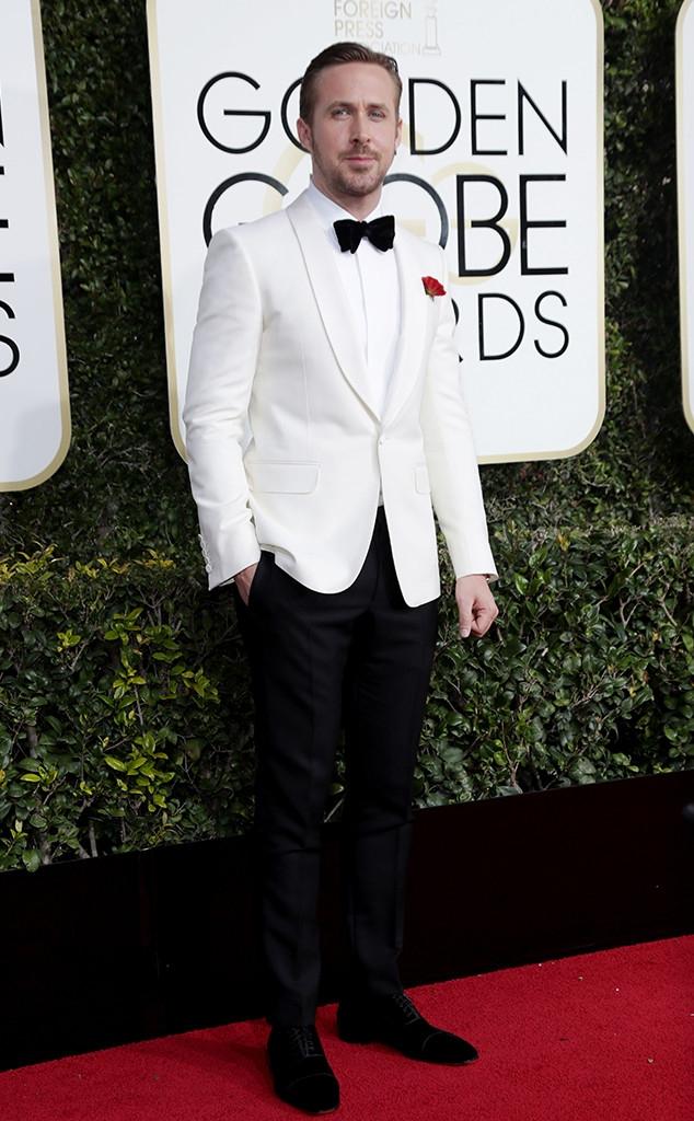 Ryan Gosling - Gucci