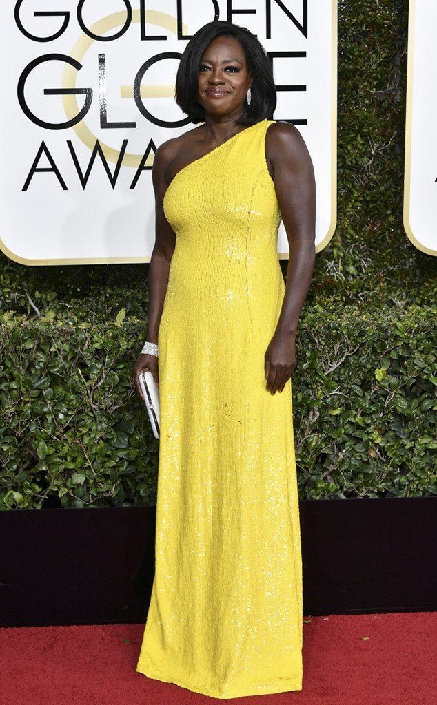 Viola Davis -Michael Kors Collection