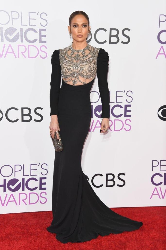 Jennifer Lopez - Reem Acra