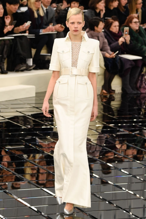 Chanel - haute couture ss17