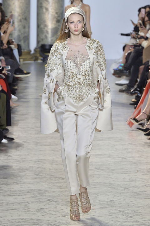 Elie Saab - haute couture ss17