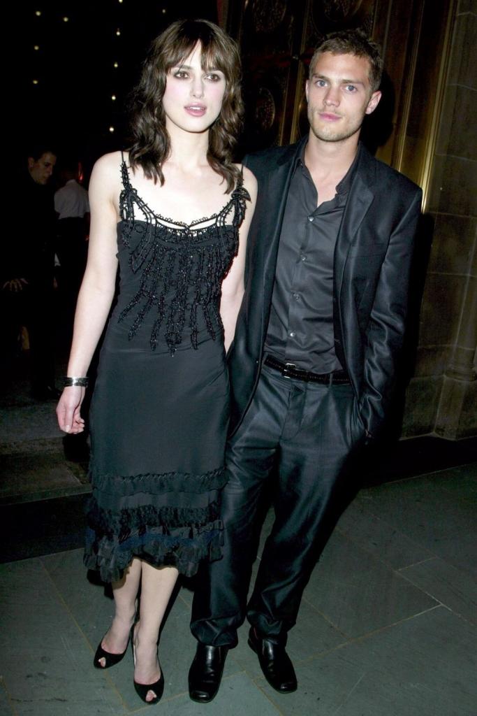 """2004 јуни - на премиерата на филмот """"Кралот Артур"""" во Њујорк"""