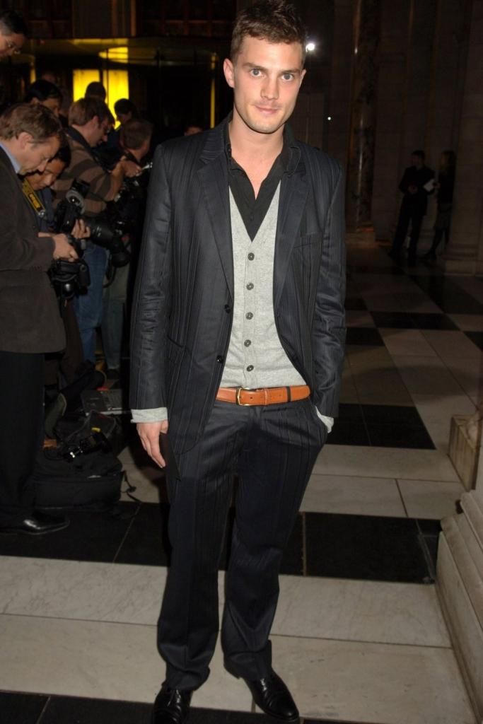 2006 ноември - на Британските модни награди
