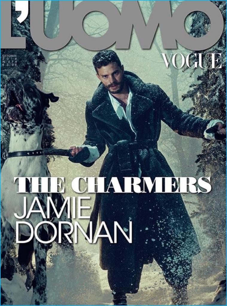 2016 за L'Uomo Vogue