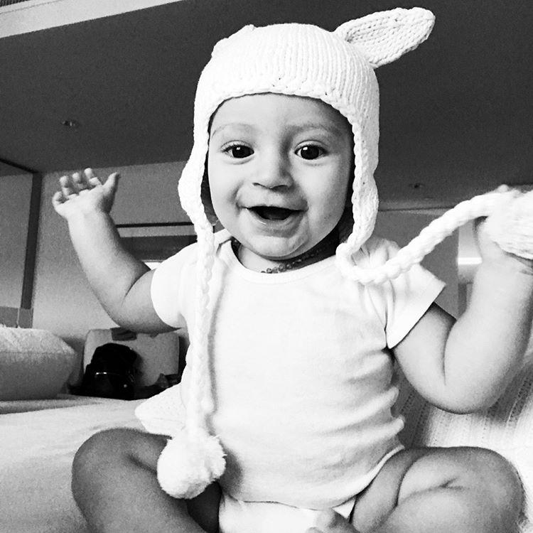 Бебето на Кендис Сванпул