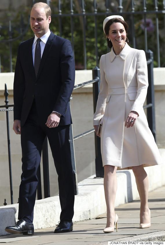 Принцот Вилијам и Кејт Мидлтон
