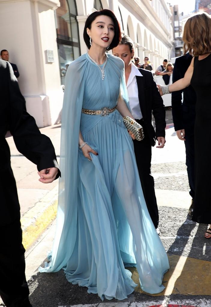 Fan Bin Bin - Elie Saab Couture