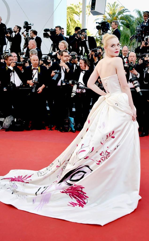 Elle Fanning - Vivienne Westwood Couture