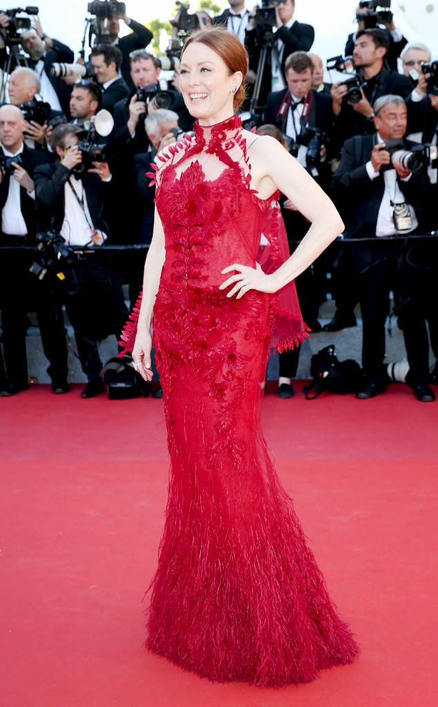 Julianne Moore - Givanchy Couture