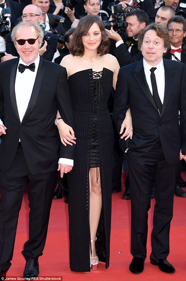 Marion Cotillard - Jean Paul Gaultier