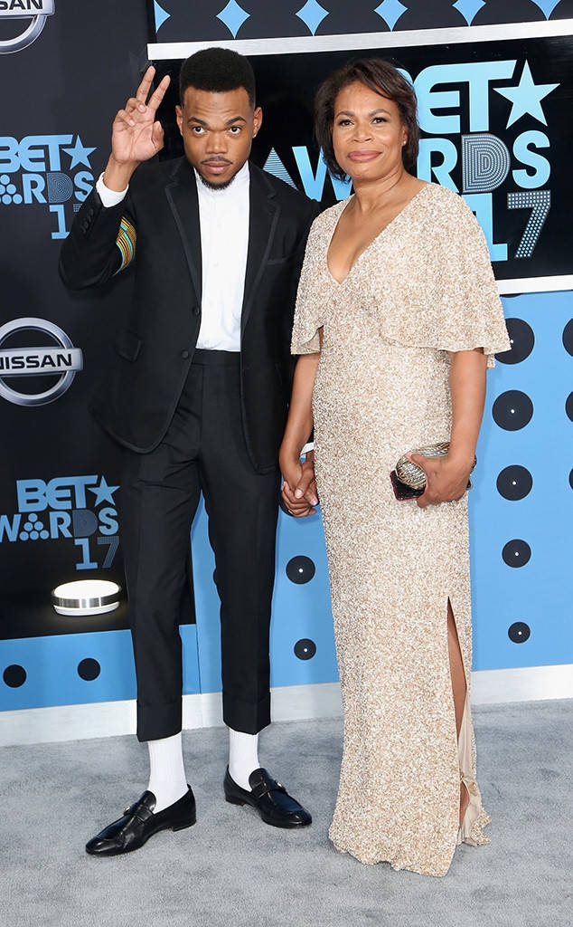 Chance the Rapper - Lisa Bennett; извор:eonline.com/Maury Phillips/Getty Images