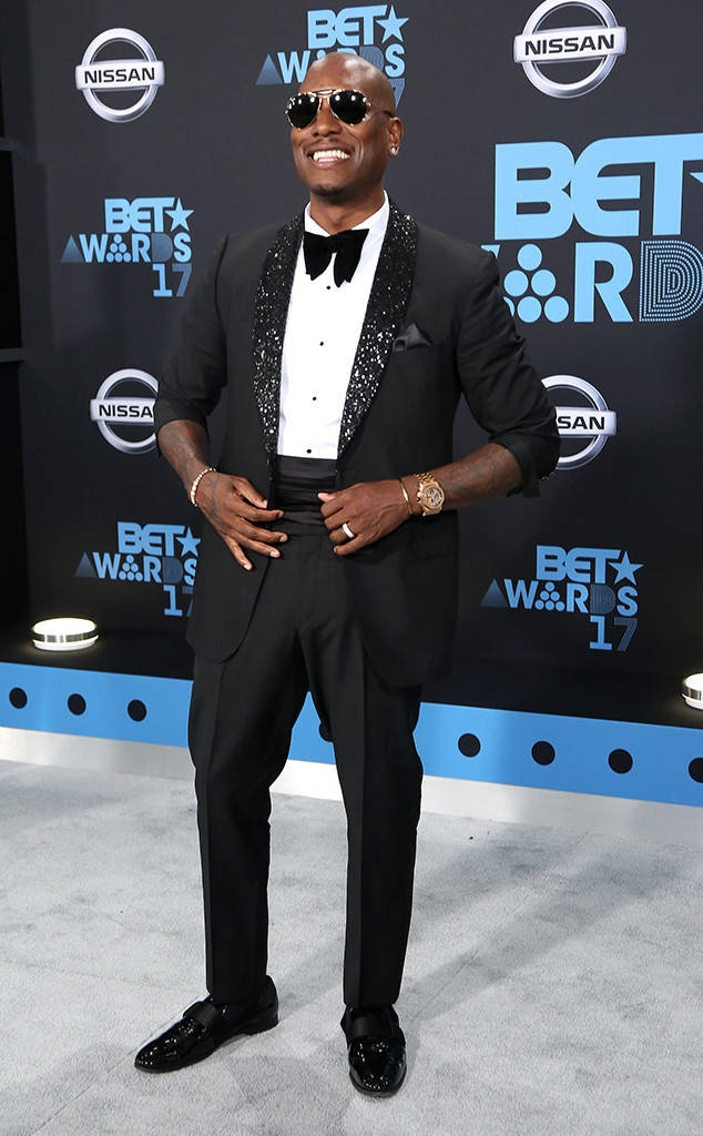 Tyrese Gibson; извор:eonline.com/Maury Phillips/Getty Images