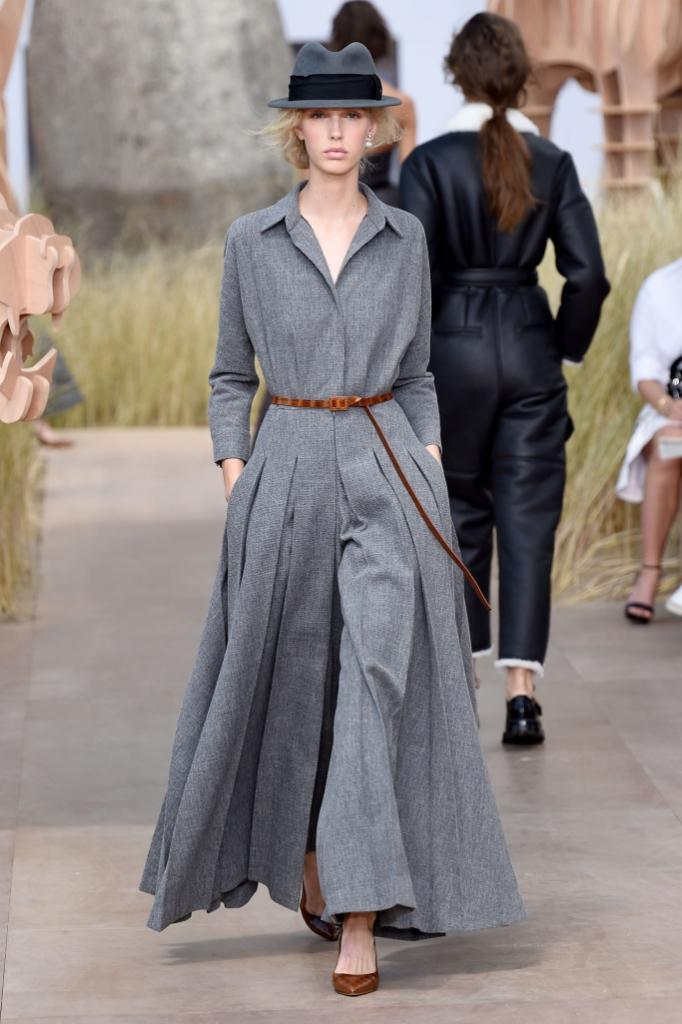 Dior Couture fall 17/ WWD - Giovanni Giannoni