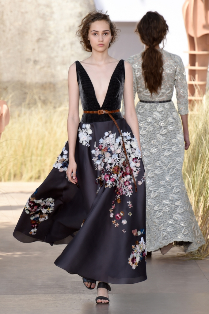 Dior Couture fall 17/ WWD - Giovanni Giannoni