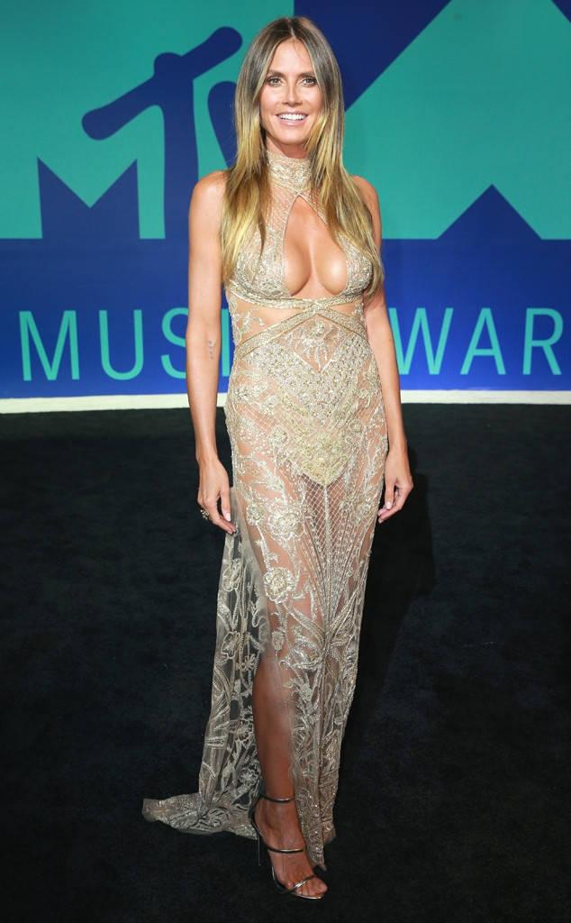 Heidi Klum - Dundas