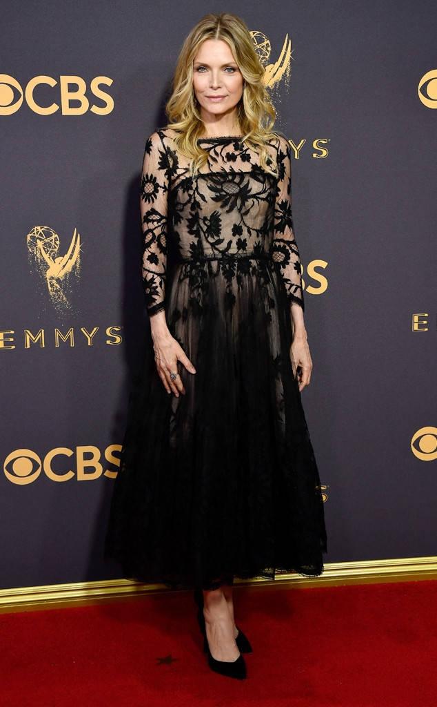 Michelle Pfeiffer - Oscar de la Renta