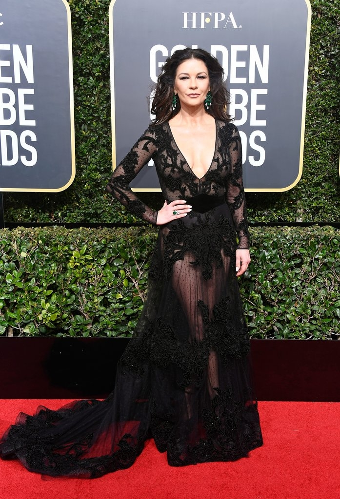 Catherine Zeta Jones - Zuhair Murad Couture