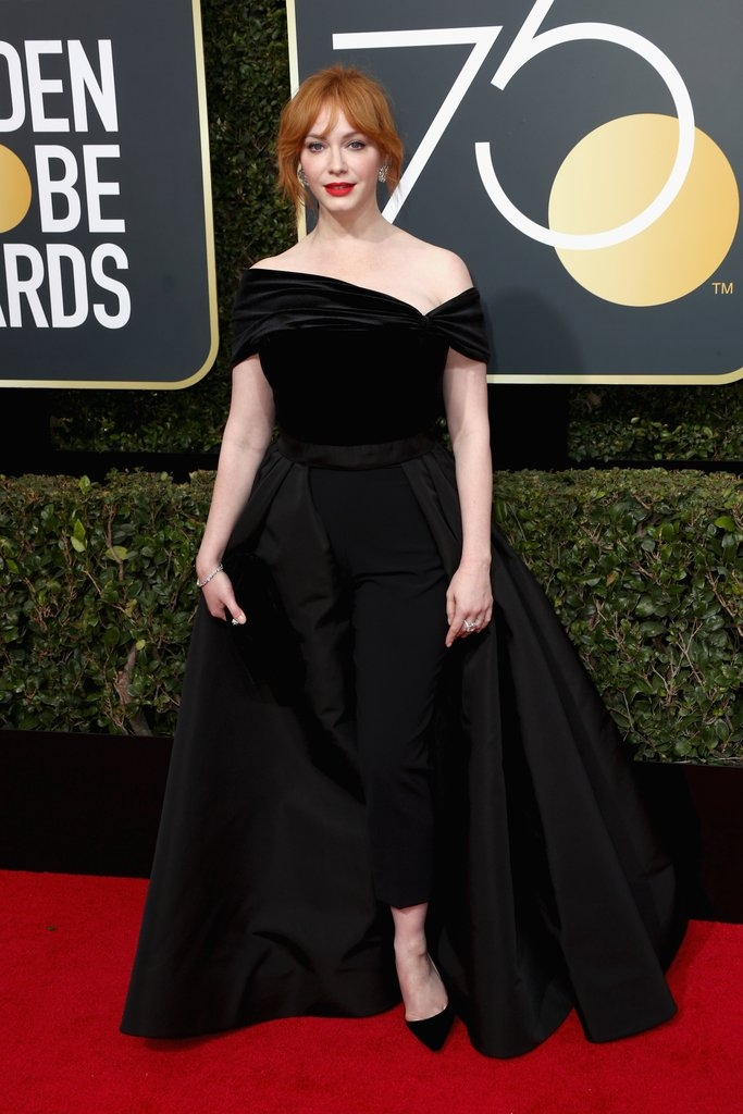 Christina Hendricks - Christian Siriano