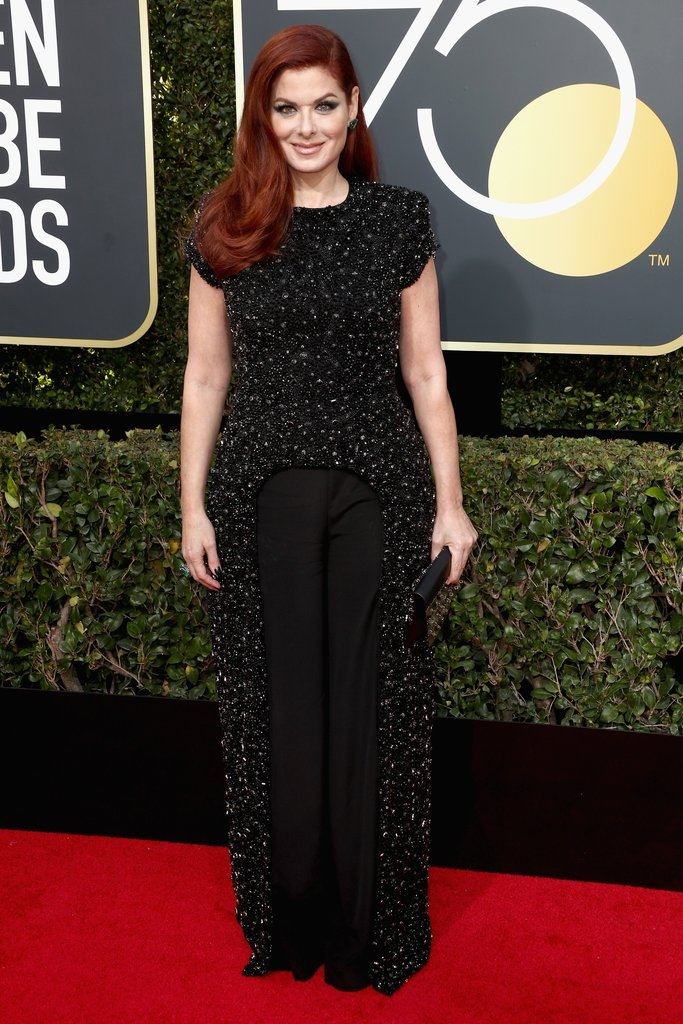 Debra Messing - Christian Siriano