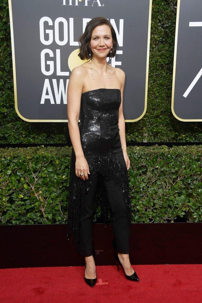 Maggie Gyllenhaal - Monse