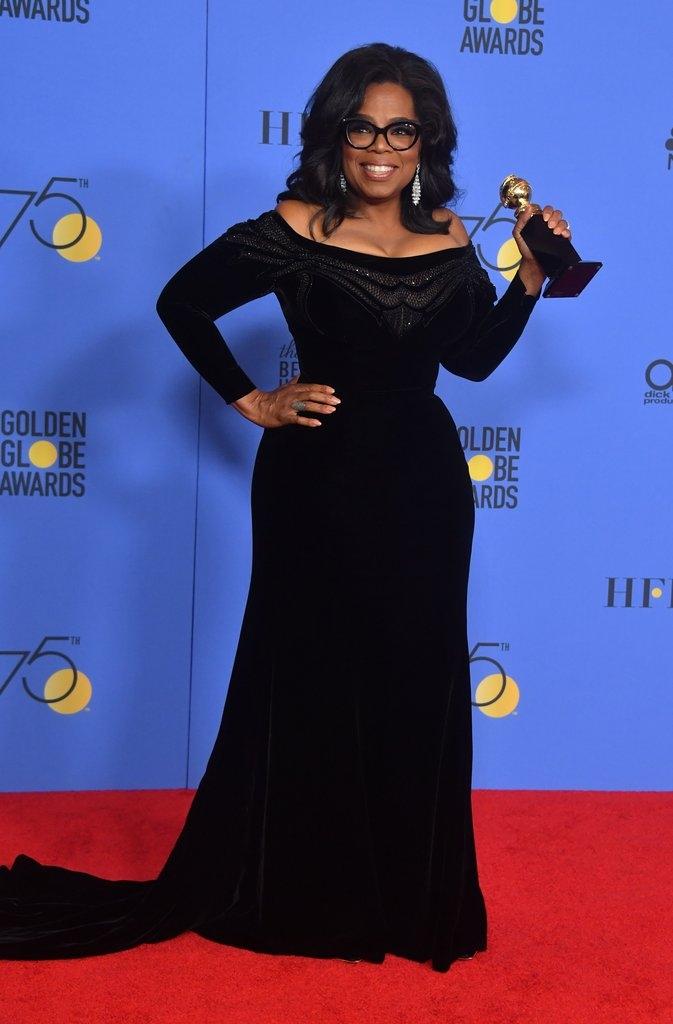 Oprah - Versace