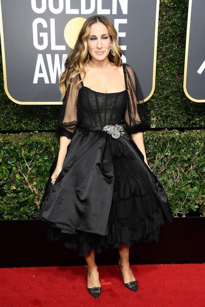 Sarah Jessica Parker -Dolce & Gabbana
