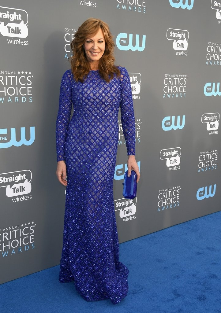 Allison Janney - Michael Cinco